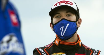PRACTICE: Chandler Smith Fastest At Pocono