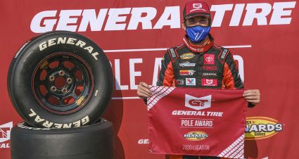 QUALIFYING: Not A Shock Chandler Smith Wins General Tire Pole Award At Lucas Oil