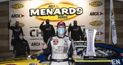 Bret Holmes' Championship Comes With General Tire Superspeedway Challenge Crown