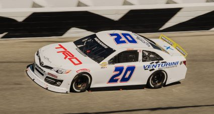 Corey Heim Tops Saturday's Daytona Test Speed Charts