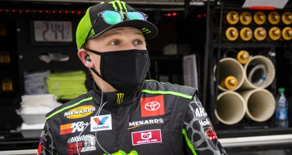 PRACTICE: Ty Gibbs Fastest In General Tire 150 Practice At Phoenix