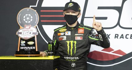 Ty Gibbs Picks Up Four Special Awards With Win At Phoenix