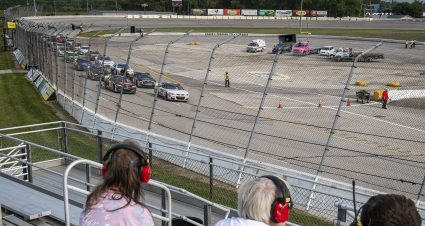 Menards Offering Discounted Tickets For Herr's Potato Chips 200 At Toledo Speedway