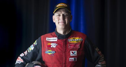 Eric Caudell, CCM Racing Prepare For Talladega, Remainder Of 2021 Season