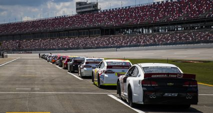 PIT BOX: ARCA Menards Series Gets Back Up To Speed At Talladega