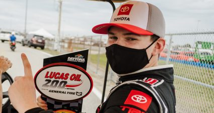 ARCA Menards Series Driver Corey Heim Set For NASCAR Truck Series Debut