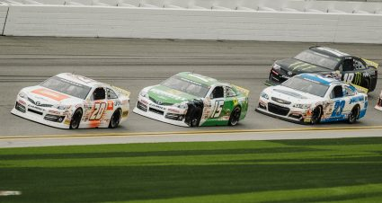 NOTEBOOK: How Talladega Trends Benefit Championship Contenders