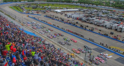 ARCA Midwest Tour's return to Milwaukee Mile scheduled for Sunday