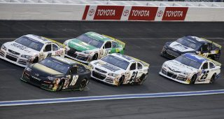 General Tire 150 at Charlotte Motor Speedway