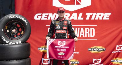 QUALIFYING: Corey Heim Tops Chart At Mid-Ohio For First General Tire Pole Of Career