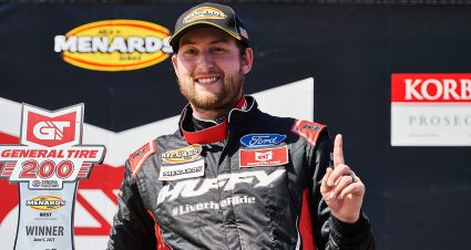 Chase Briscoe Dominates At Sonoma For First West Series Win