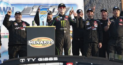 Ty Gibbs Registers Another Near Sweep Of Special Awards At Mid-Ohio