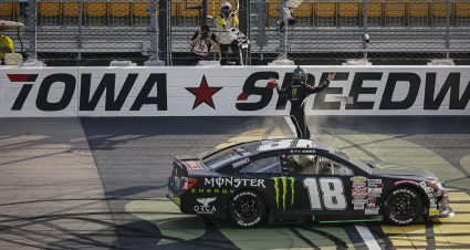 PIT BOX: ARCA Menards Series' Iowa Speedway tradition continues with Shore Lunch 150