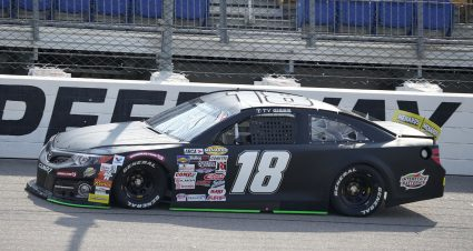 Practice results: Shore Lunch 150 at Iowa Speedway