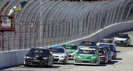 NOTEBOOK: ARCA's short track summer stretch ends at Winchester and Colorado