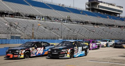 Practice results: Sprecher 150 at the Milwaukee Mile