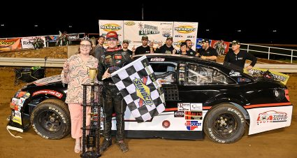 Landen Lewis' stunning DuQuoin victory comes with multiple special awards