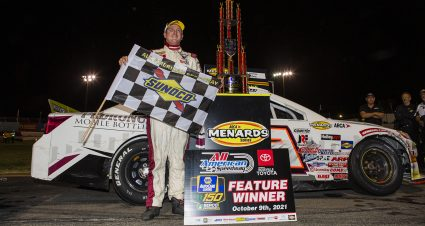 Six drivers split ARCA's special awards at All American Speedway